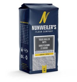 Numweillers Organic Thick Rolled Oats - 750g