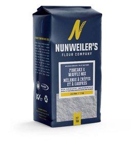 Numweillers Organic Whole Grain Pancake Waffle Mix -  1Kg