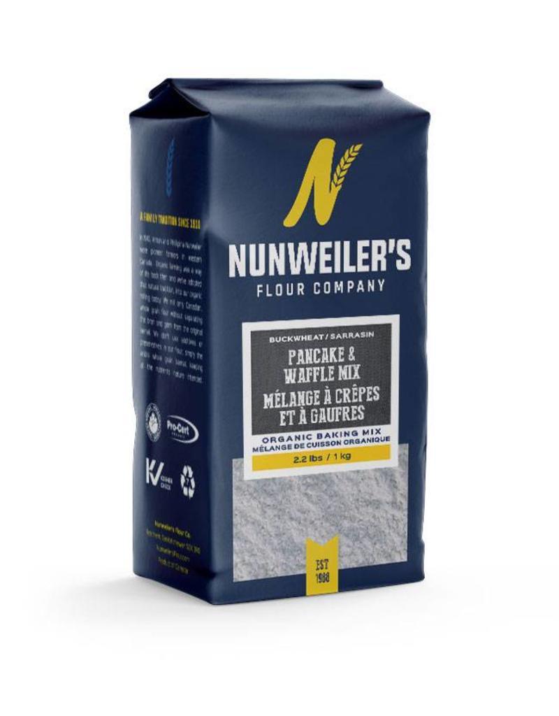Numweillers Organic Buckwheat Pancake & Waffle Mix - 1 Kg