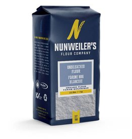 Numweillers Unbleached Organic White Flour - 1 Kg