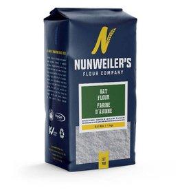 Numweillers Organic Oat Flour - 1 Kg
