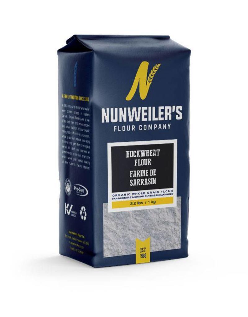 Numweillers Organic Buckwheat Flour - 1 Kg
