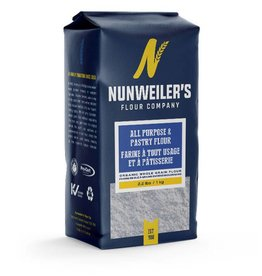 Numweillers Organic All Purpose & Pastry Flour - 1kg