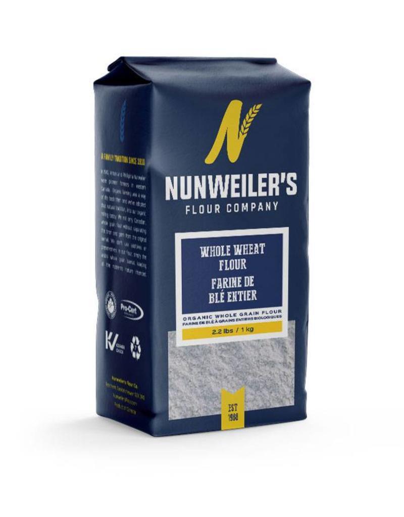 Numweillers Organic Whole Wheat Flour - 1 kg