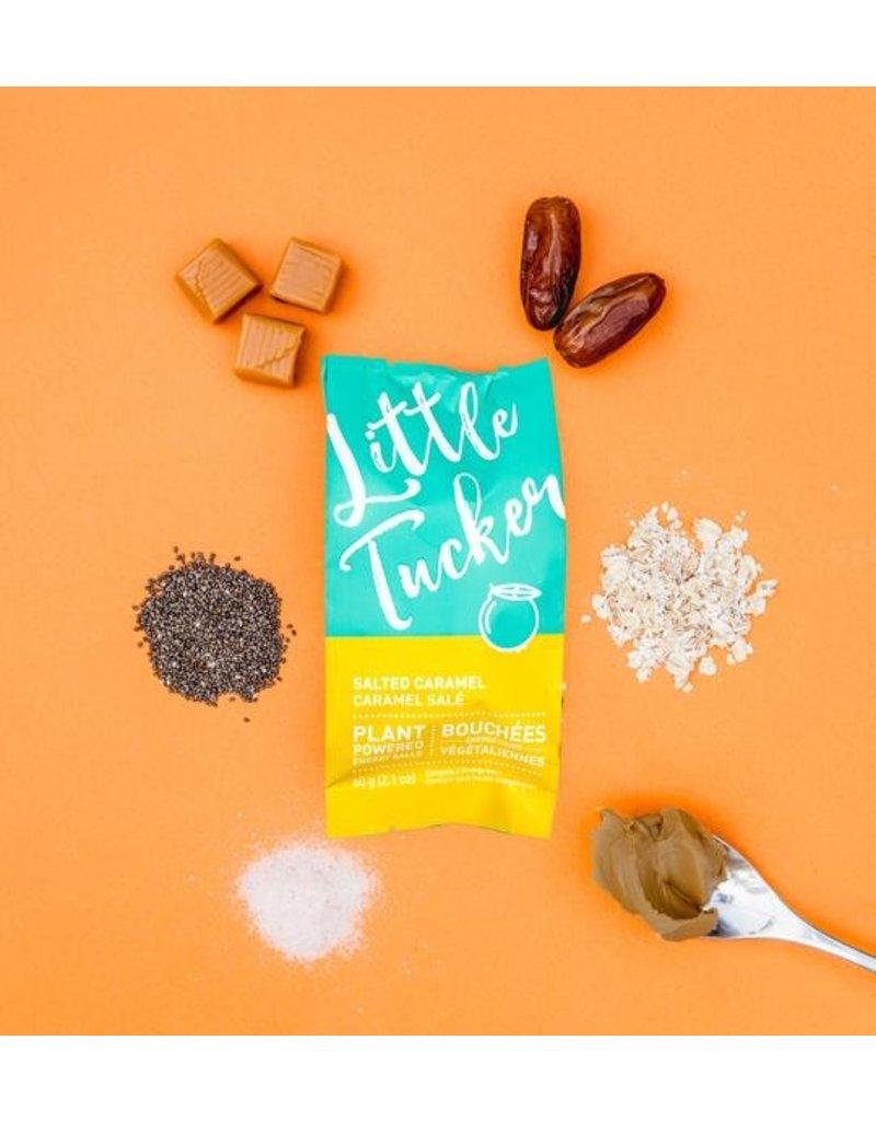 Little Tucker Salted Caramel Plant Powered Energy Balls - 60 g