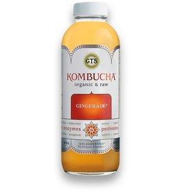 GT's Kombucha Kombucha Gingerade - GT's - 480ml