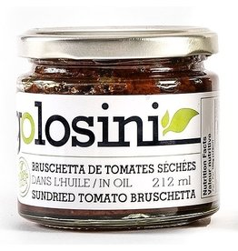Golosini Sun Dried Tomato Bruschetta - 212ml