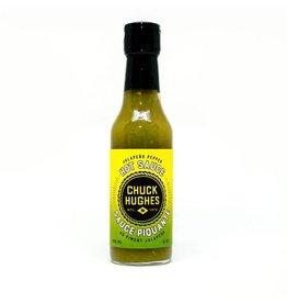 Chuck Hughes My Jalapeño Hot Sauce - 148ml