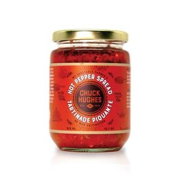 Chuck Hughes My Vegetable Farmer's Hot Pepper Spread - 375ml