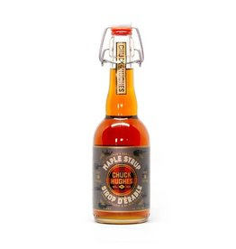 Chuck Hughes My Woodsman's Canada Grade a Maple Syrup - 375ml