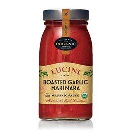 Lucini Organic Roasted Garlic Marinara - 720g