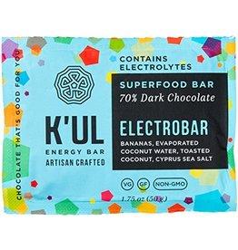K'ul Chocolate Chocolate Electrobar - 50g