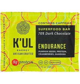 K'ul Chocolate Endurance Bar - 50g