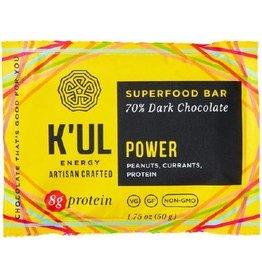 K'ul Chocolate Power Bar - 50g