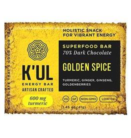 K'ul Chocolate Golden Spice Bar - 41g
