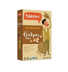 Tolerant Organic Chickpea Penne - 227g