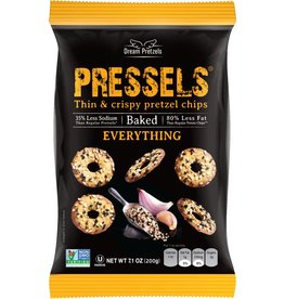 Dream Pressels Everything Pretzels - 220g