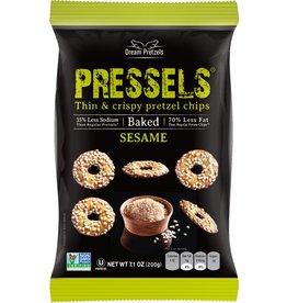 Dream Pressels Sesame Pretzels - 200g