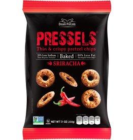 Dream Pressels Sriracha Pretzels - 200g