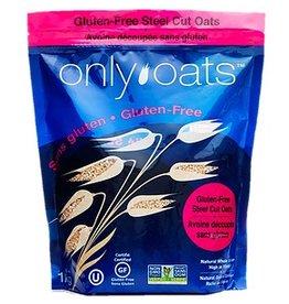 Only Oats Gluten-Free Steel Cut Oats - 1kg
