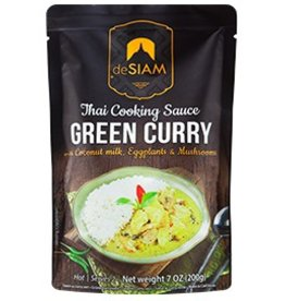 deSiam Green Curry Sauce - 200g