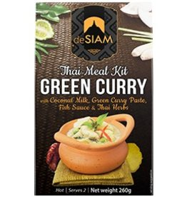 deSiam Green Curry Cooking Set - 260g
