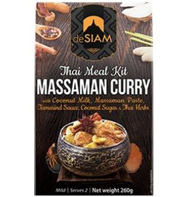 deSiam Massaman Curry Cooking Set - 260g