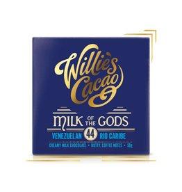 Willie's Cacao Milk of the Gods Bar - 50g