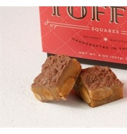 Mrs. Weinstein's Milk Almond Toffee Squares - 227g