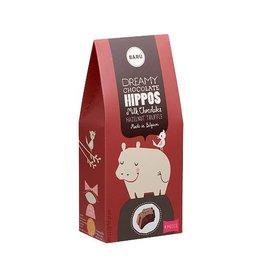 Barú Hazelnut Truffle Hippos - 60g