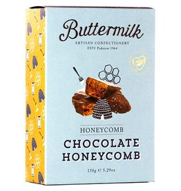 Buttermilk Artisan Confectionery Chocolate Honeycomb - 150g
