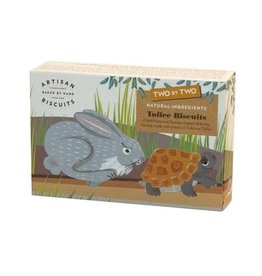 Artisan Biscuits Two by Two The Hare & The Tortoise Biscuits - 100g