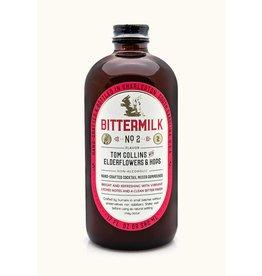 Bittermilk No.2 Tom Collins with Elderflowers & Hops - 502ml