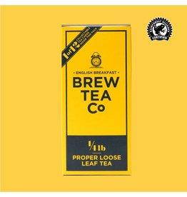 Brew Tea Co. English Breakfast Tea - 15 Proper Tea Bags - 56g