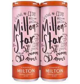 Cidrerie Milton Milton Star Apple - 4x355ml