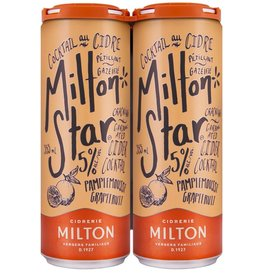 Cidrerie Milton Milton Star Grapefruit - 355ml