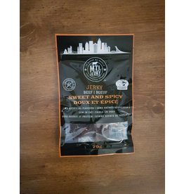 MTL Jerky Sweet and Spicy Beef Jerky - 70g