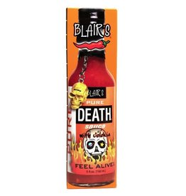 Blair's Pure Death with Jolokia - Heat 9 - 150ml