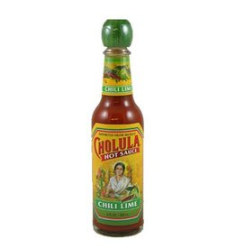 Cholula Chili Lime Hot Sauce - 5oz.