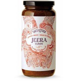 Umil's Kitchen Jeera (Cumin) Simmer Sauce - 15 oz