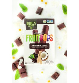 Deebee's Chocolate Fudge FruitPops - 200ml