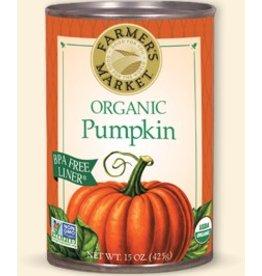 Farmer's Market Organic Pumpkin - 397g