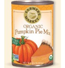 Farmer's Market Organic Pumpkin Pie Mix - 397g