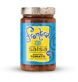 Frontera Salsa Roasted Tomato - 454g