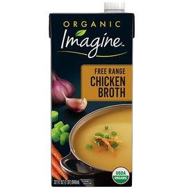 Imagine Foods Free Range Chicken Broth - 1L