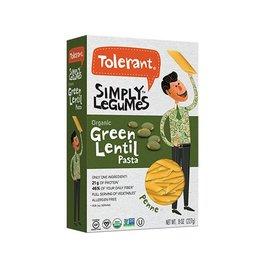 Tolerant OG Green Lentil Penne - 227g