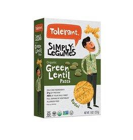 Tolerant OG Green Lentil Rotini - 227g