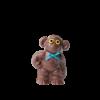 Milk chocolate monkey Lulu 150g