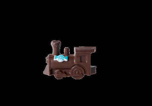 Chocolats Lulu Milk chocolate train Lulu 150g