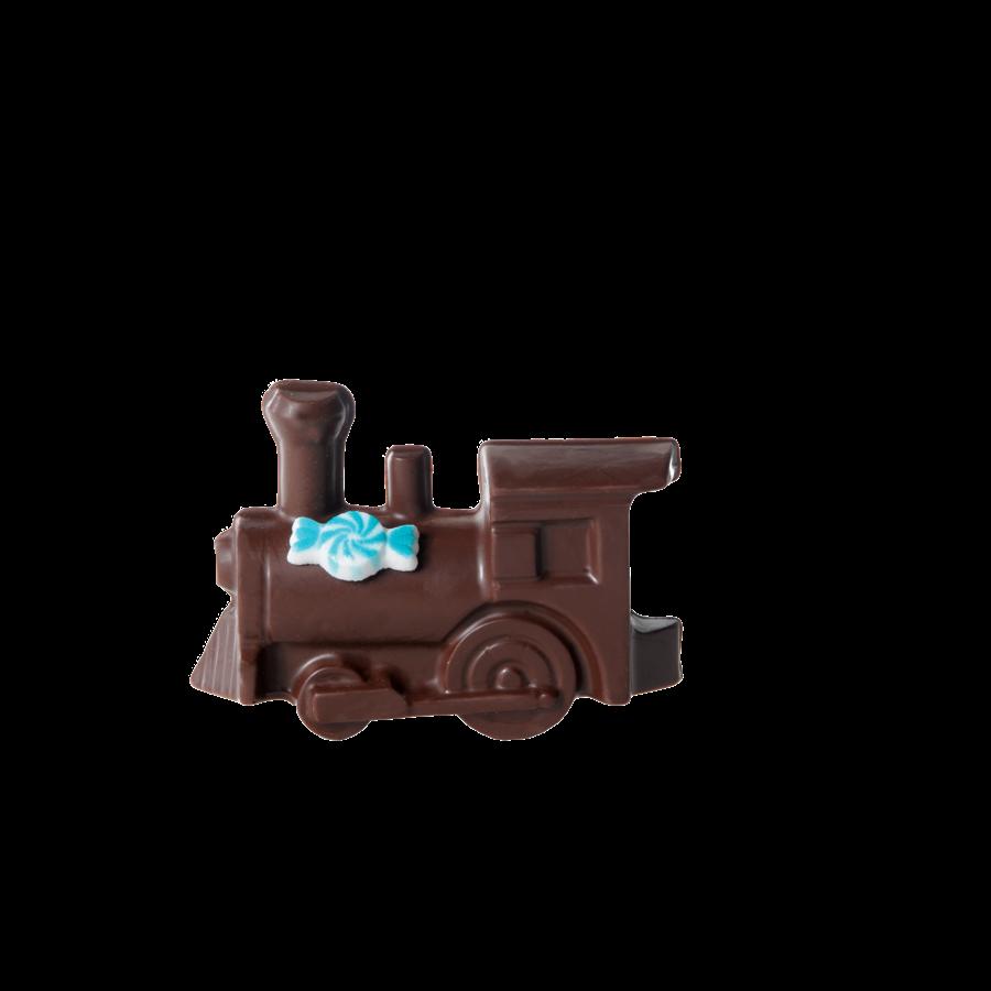 Milk chocolate train Lulu 150g